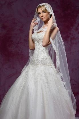 Венчальное платье для церкви