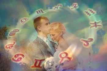 Свадебный гороскоп на 2012 год (календарь свадеб)