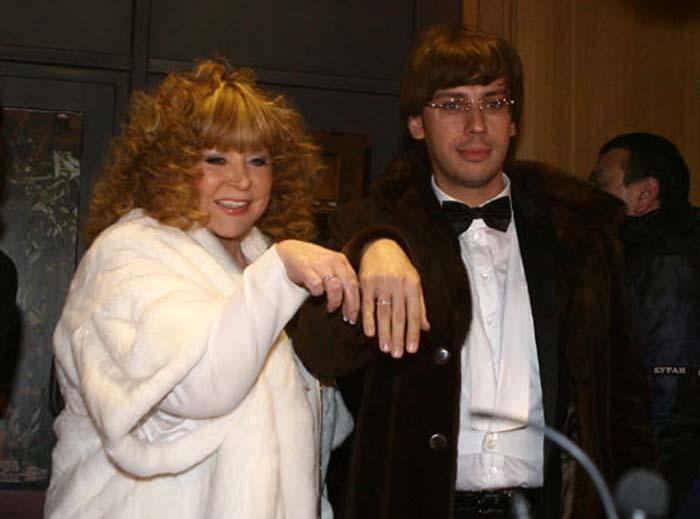 Свадьба Аллы Пугачевой и Максима Галкина (фото, информация о свадьбе)