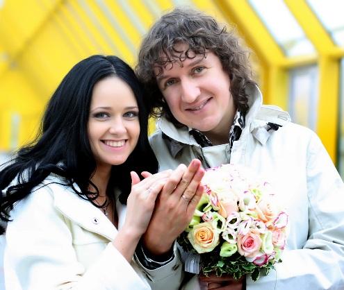 Свадьба Наташи Щелковой и Сергея Мельниченко (фото)