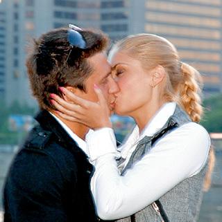 Агата и прилучный свадьба