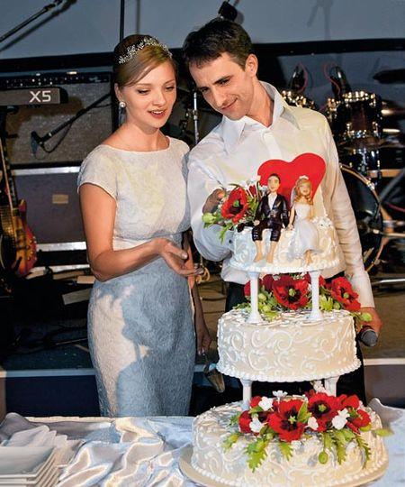 Свадьба Екатерины Вилковой и Ильи Любимова (фото)