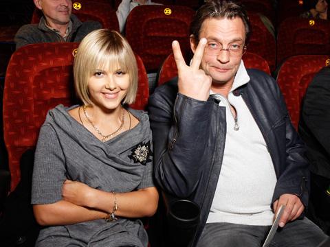 Тайная свадьба Александра Домогарова и Ларисы Черниковой