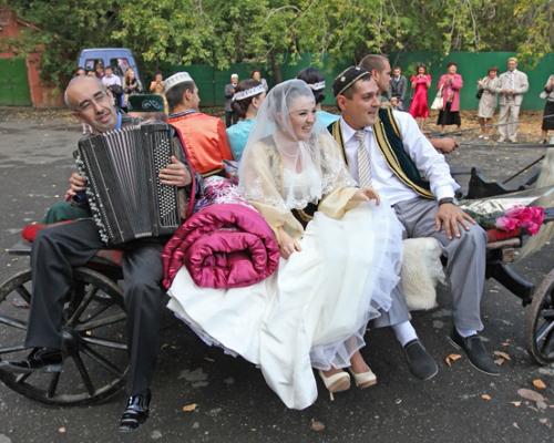 Современная татарская свадьба: традиции, обычаи и обряды