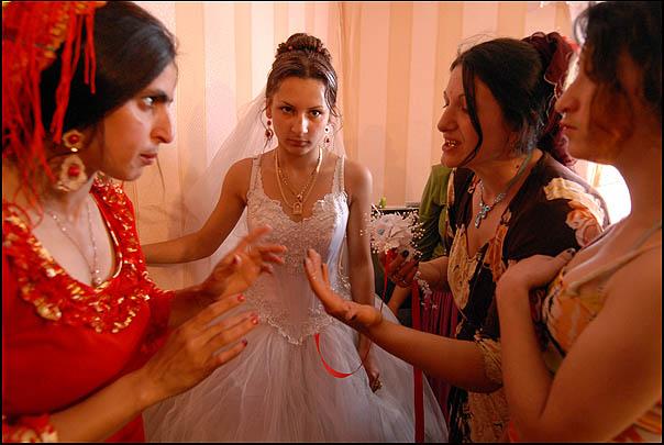 Цыганская свадьба: обычаи, традиции, обряды, сценарии