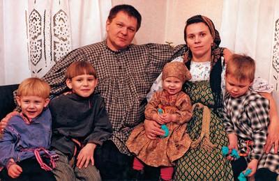 Традиции православной семьи или как создать православную семью