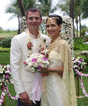 Свадьба Екатерины Климовой и Игоря Петренко (фото, информация)