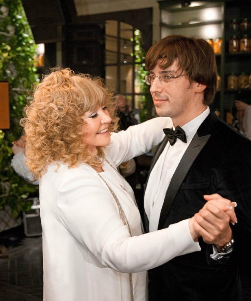 Свадьба максима галкина и аллы пугачевой