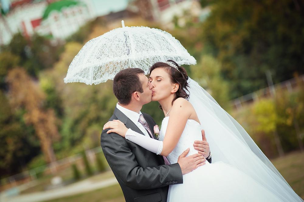 Как сделать свадебный кружевной зонт своими руками