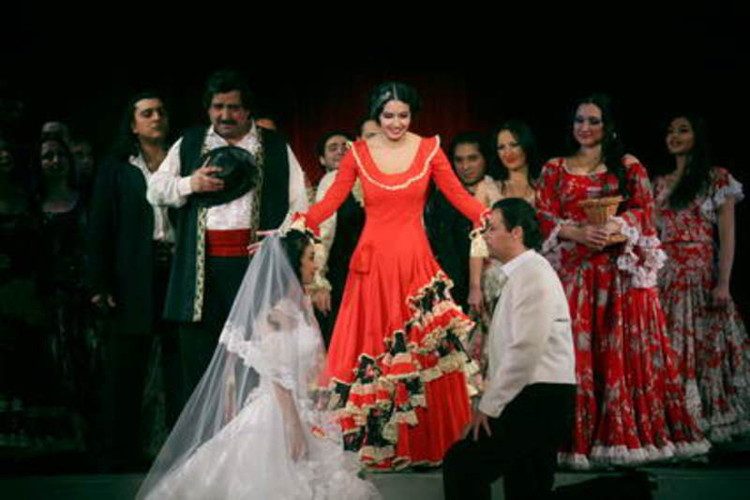 Свадебные цыганские обычаи