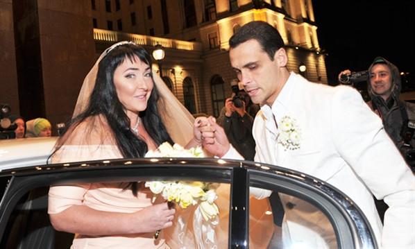 Свадьба Лолиты Милявской и Дмитрия Иванова (2011, фото)