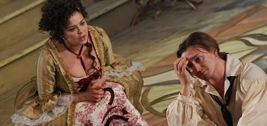 Спектакль «Безумный день или женитьба Фигаро» Пьера де Бомарше (отзывы, содержание)