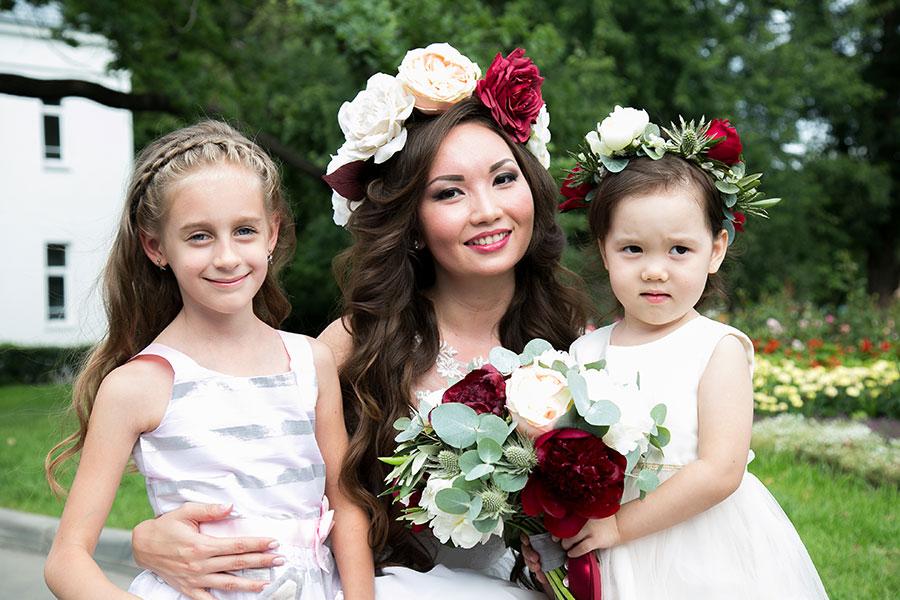 Чем занять вашего ребенка на свадебном мероприятии