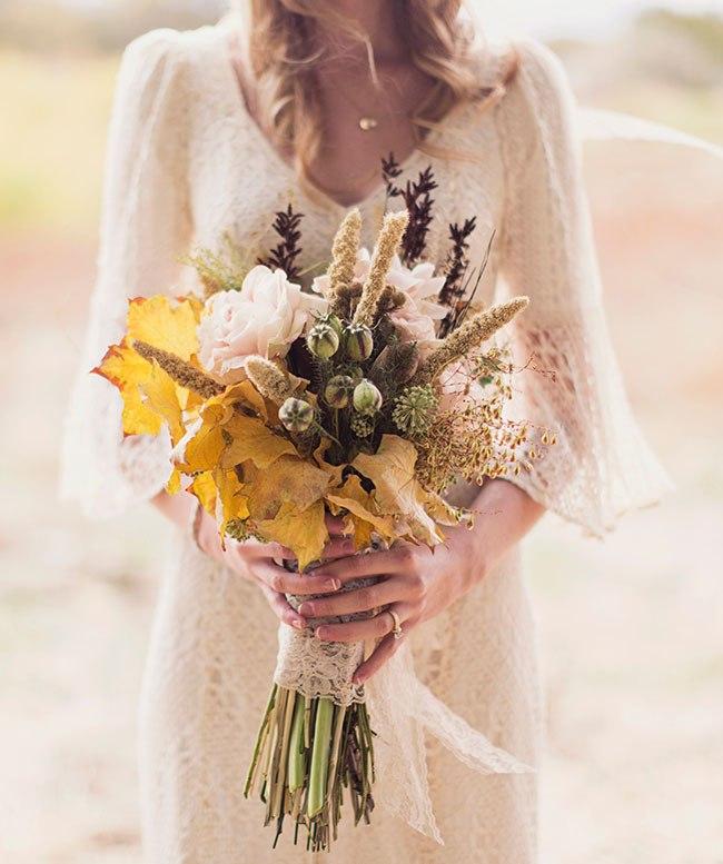Флористика свадебные букеты своими руками #11