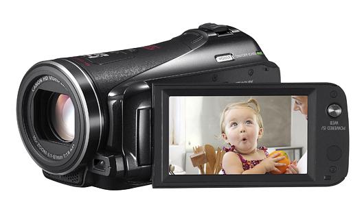 Видеокамеры 2012 года: новинки и лучшие камеры