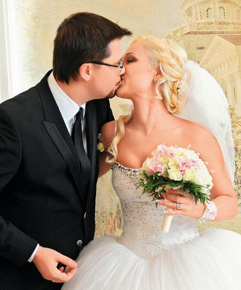 Свадьба Гарика «Бульдога» Харламова и Юлии Лещенко (фото, видео)