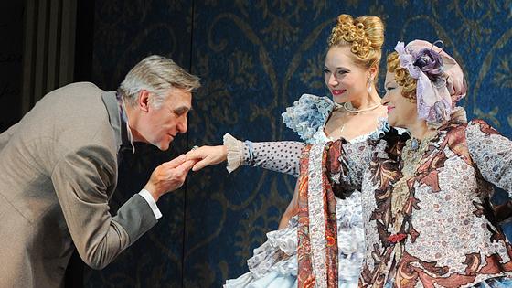 Спектакль «Свадьба Кречинского» (фото и отзывы о мюзикле)