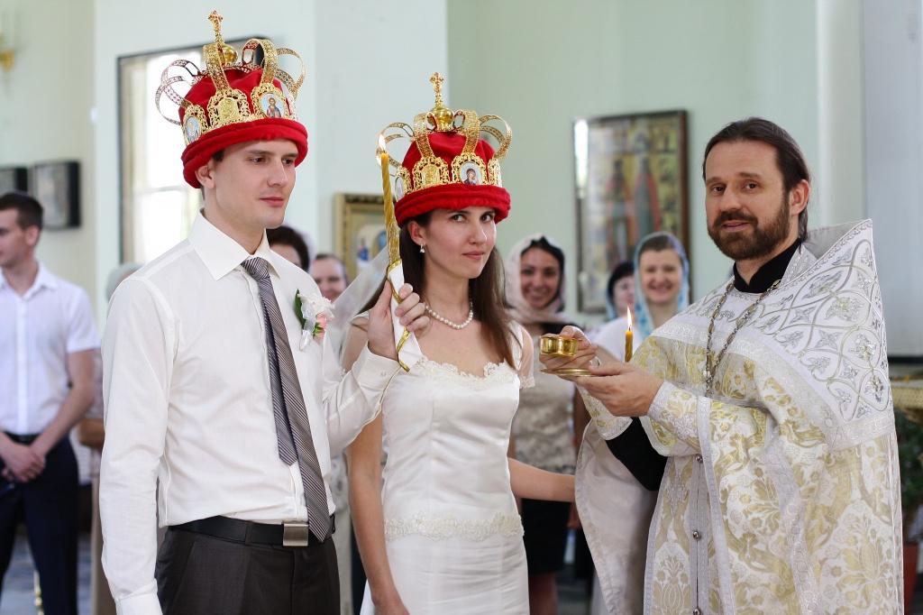Видеосъемка венчания