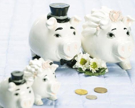 Бюджет свадьбы: как рассчитать