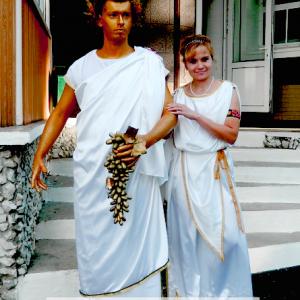 Выкуп невесты в греческом стиле (сценарий)