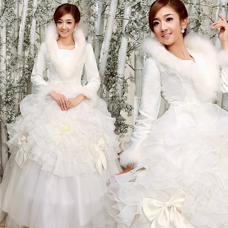 Свадебные платья для венчания 2011
