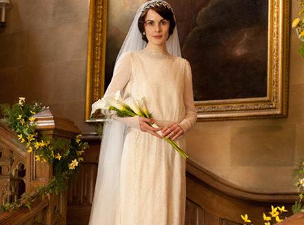 Свадебная диадема Мэри Кроули из сериала «Аббатство Даунтон» теперь может украсить любую невесту