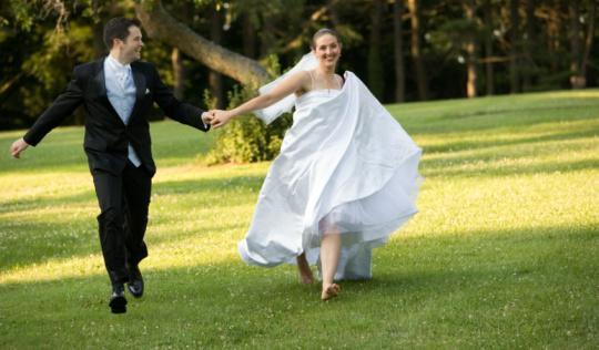 Как провести свадьбу без банкета