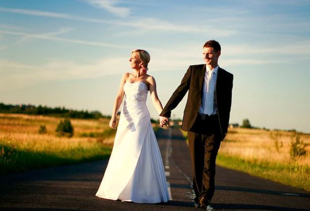 Что взять на свадебную прогулку
