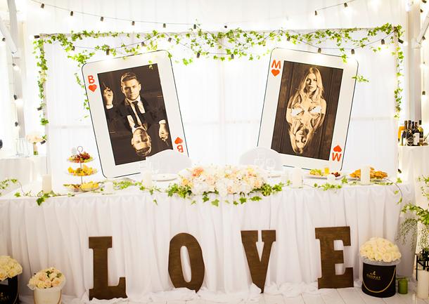 Торжественная вечеринка в честь свадьбы Влада Соколовского и Риты Дакоты