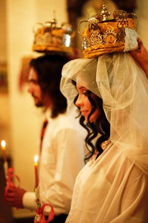 Венчание в церкви для чего нужно