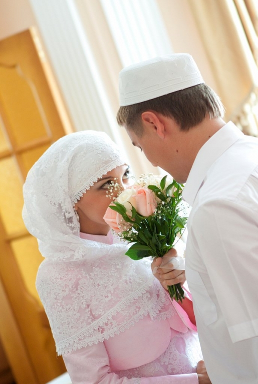 С обряд невестой знакомства будущей