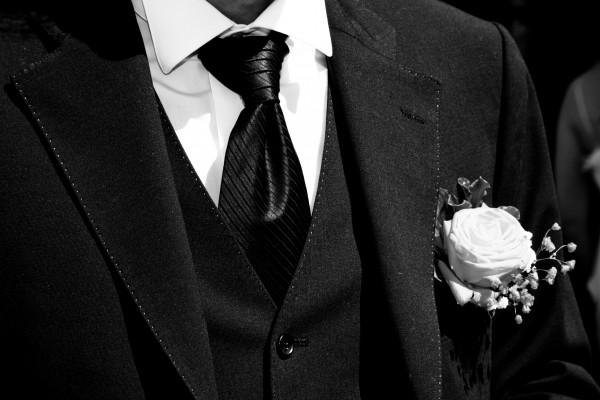 Как правильно выбрать галстук на свадьбу