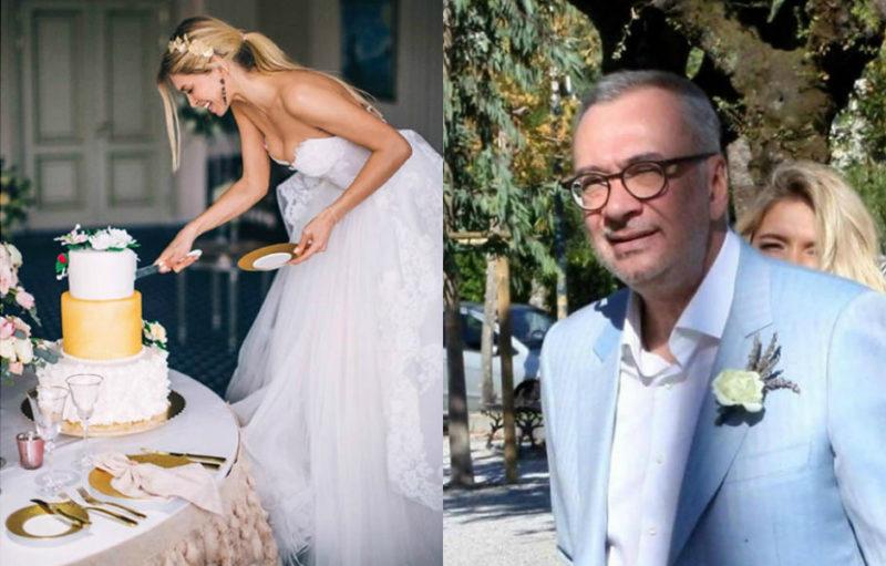 Свадьба Брежневой и Меладзе: итальянская сказка