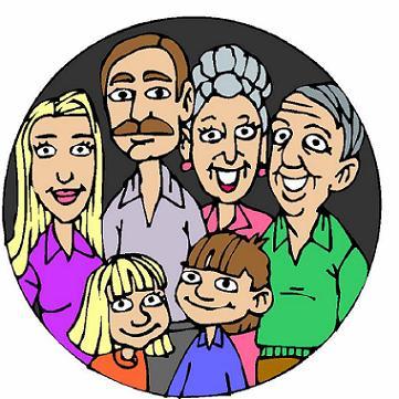 Ваши новые родственники