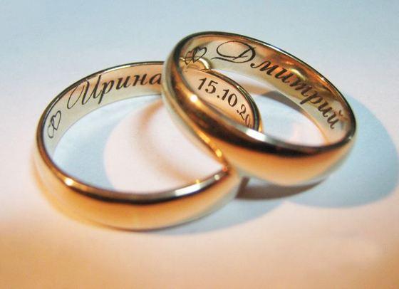обручального кольца фото